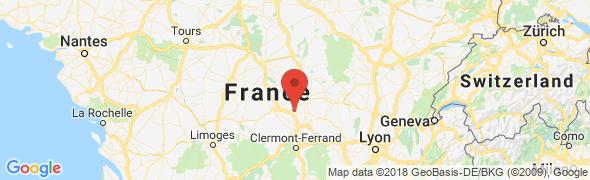 adresse chezchristy.com, Voussac, France