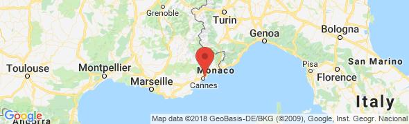adresse nootica.fr, Vallauris, France