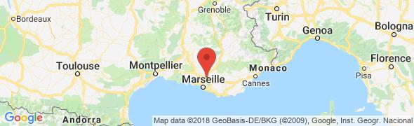 adresse odalys-campus-aix.com, Le Tholonet, France