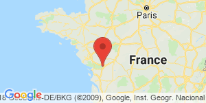 adresse et contact La Lune Bleue, Niort, France