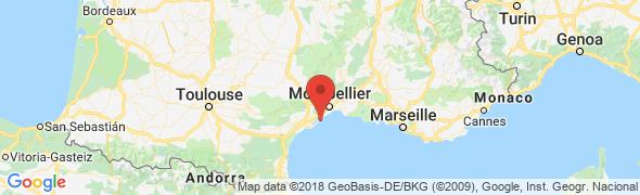 adresse location-sete-vacances.com, Sète, France