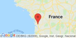 adresse et contact Laboratoire ODF Stéphanie Modric, Thénac, France