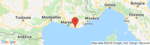 adresse theosoleil.com, Toulon, France