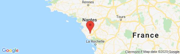 adresse envol-fr.com, Venansault, France