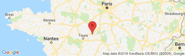 adresse les-forges-du-chateau.fr, Blois, France