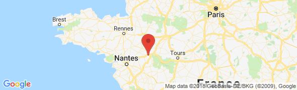 adresse court49.fr, Angers, France
