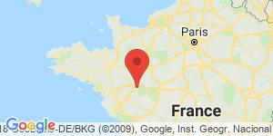 adresse et contact Un bureau sur la terre, Brissac-Quincé, France