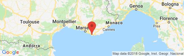 adresse procash.fr, Six Fours les Plages, France