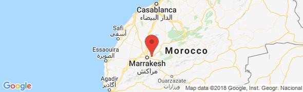 adresse maidenelarsa.com, Marrakech, Maroc