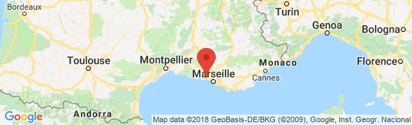 adresse hte-sanitation.fr, Châteauneuf-les-Martigues, France