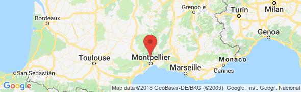 adresse masdesviolettes.com, Valflaunès, France