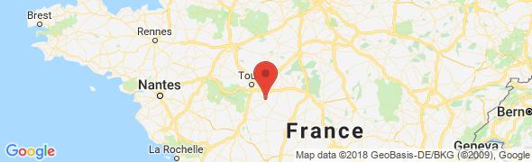 adresse ory-plaquiste-carreleur.fr, Ferriere-sur-Beaulieu, France