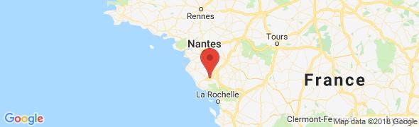 adresse depannage-informatique-la-roche-sur-yon.fr, La Roche-sur-Yon, France