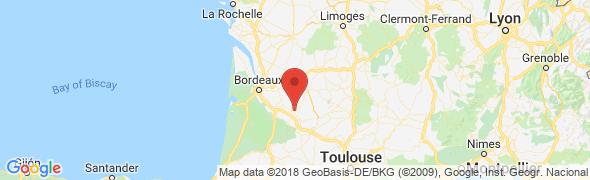 adresse aquidem.fr, Virazeil, France