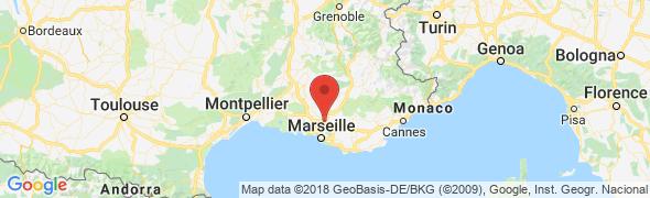 adresse hotel-negre-coste.com, Aix-en-Provence, France