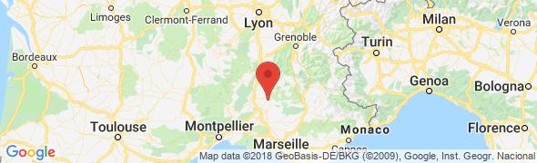 adresse drapazur.com, Vaison-la-Romaine, France