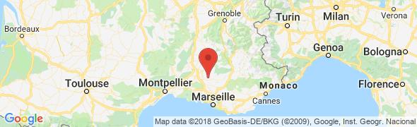 adresse vacances-gordes-luberon.com, Les Beaumettes, France