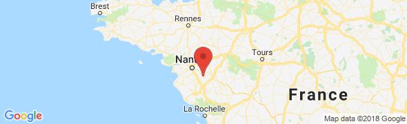 adresse reparation-depannage-electromenager85.com, La Bruffière, France