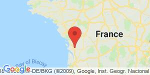 adresse et contact Bois et eau, Chaniers, France