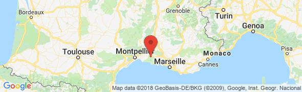 adresse domainesaintececile.com, Arles, France