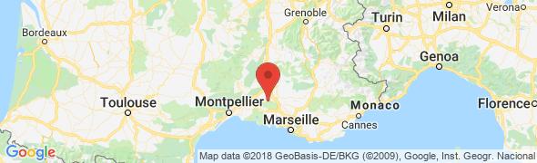 adresse masbruno.com, Saint-Rémy-de-Provence, France
