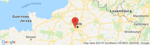 adresse agencedelebecque.com, Versailles, France