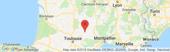 adresse canidirect.fr, Saint-Just-sur-Viaur, France