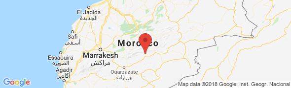 adresse kasbahdevictor.com, Boumalne dades, Maroc