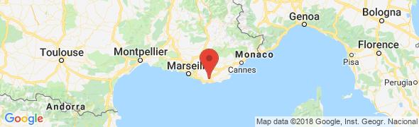adresse lesfarachons.com, SoSolliès-Toucas, France