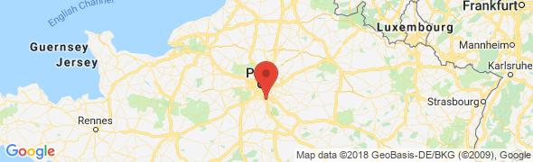 adresse osteopathie-essonne.fr, Corbeil-Essonnes, France