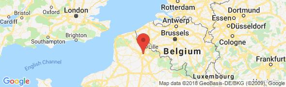 adresse billy-montignyjudoju-jitsu.e-monsite.com, Billy-Montigny, France