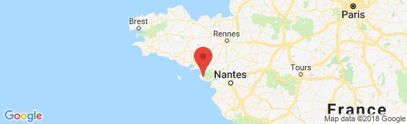 adresse paysagiste-dreamis.fr, Guérande, France