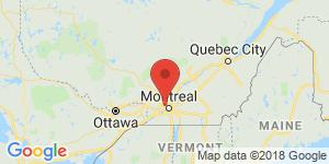 adresse et contact Urbania, Laval, Canada