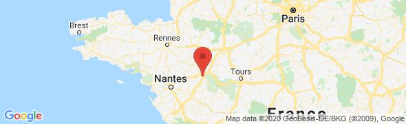 adresse gueguen-salvetas.notaires.fr, Les Ponts-de-Cé, France