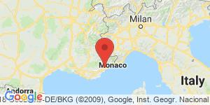 adresse et contact Dr. J.J. Pierret et Catherine Pierret, Pégomas, France