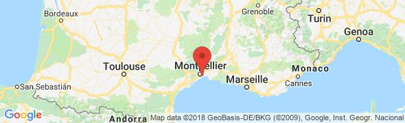 adresse creaweb-languedoc.fr, Pérols, France