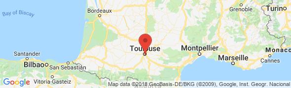 adresse appartement27.com, Toulouse, France
