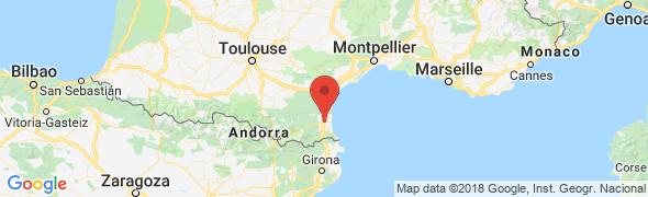 adresse tourisme-pyreneesorientales.com, Perpignan, France