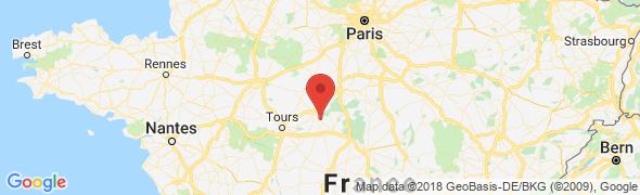 adresse chateau-cheverny.fr, Cheverny, France