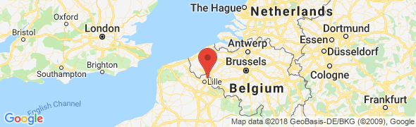 adresse dubetdrino.fr, Roubaix, France
