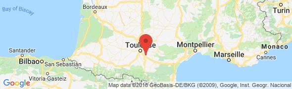 adresse homesweetlauragais.fr, Mauremont, France