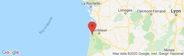 adresse delcroix-paysagiste.fr, Andernos-les-Bains, France