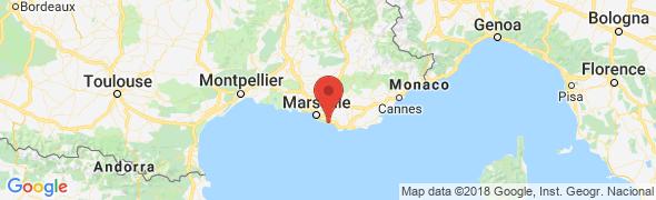 adresse century21-berenger-la-ciotat.com, La Ciotat, France