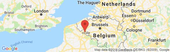 adresse nrgybois.fr, Hem, France