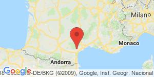 adresse et contact Maçonnerie Serge Abello, Quarante, France