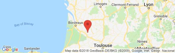 adresse loustaldenparis.com, Nogaret, France
