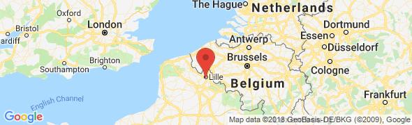 adresse verbrugge.fr, Lille, France