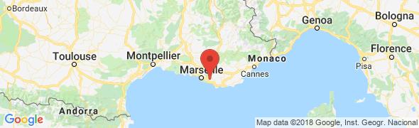 adresse cotes-de-provence-domaine-grand-rouviere.com, Roquefort-la-Bédoule, France