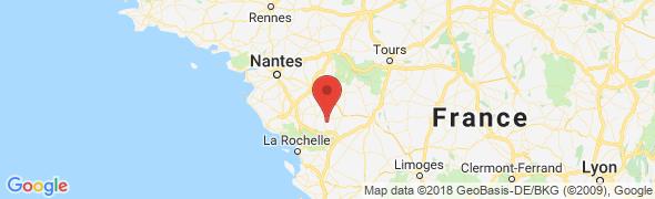 adresse chaigneau-terrassement-assainissement.fr, La Chapelle-Thireuil, France