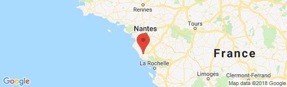adresse restaurant-atelier-85.fr, La Mothe-Achard, France